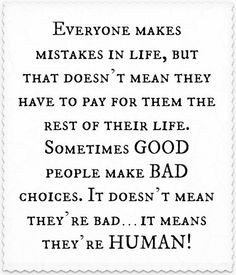 never wanna make anyone else feel like they are the only human on ...