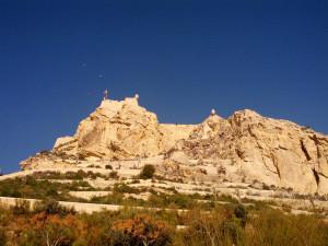 Santa Rbara Castle Alicante
