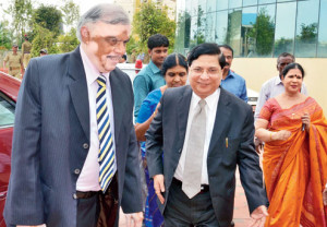 Justice P Sathasivam Chief Justice of India and Justice Dipak Misra