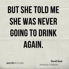 David Gest