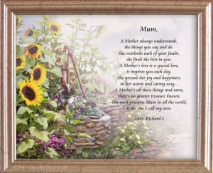 quotes mother birthday verses poems quotes a warm welcome to our happy ...