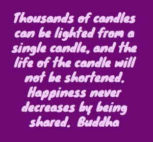Thousands of candles can be - Share As Image