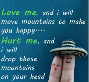 If you hurt me .... lol | Randoms