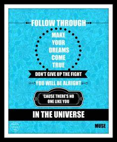 Muse Quotes Lyrics