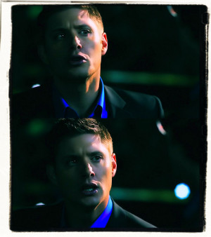 DEAN I Hate This Game That We're In A Procedural Cop Show