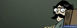 Anime/Cartoons : Cartoon The Sarcastic Person Facebook Timeline Cover