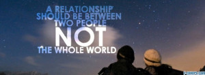 relationship quote cover photos for facebook