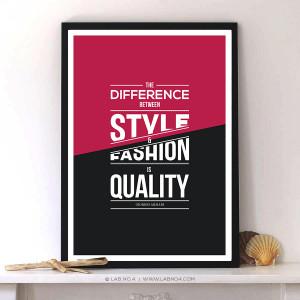 Giorgio Armani Fashion Designer Inspirational Quotes Poster For Wall ...