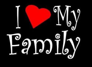 Em 1990 Minha família foi formada.