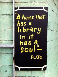 Have a library in your house