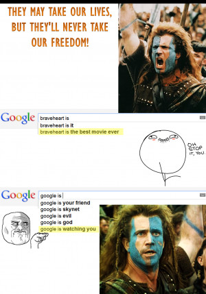 William Wallace Freedom Speech From Braveheart