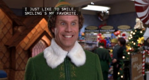 elf movie quotes santa elf the movie quotes will elf movie quotes ...