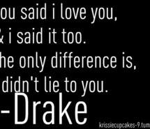 Emo Lie Lied Lies Love Quotes
