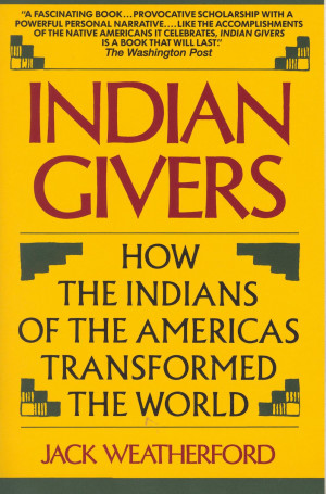 CP 864 - INDIAN GIVERS New!