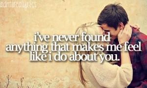 The way you make me feel...