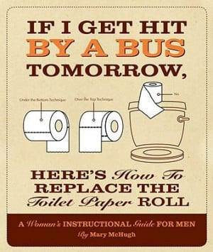 Does anybody know where I can get a copy of the bible printed on toilet paper?