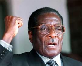 Robert Mugabe Quotes & Sayings