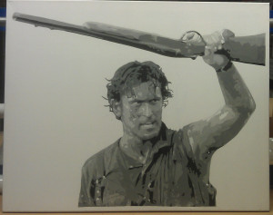 Army Of Darkness Ash Quotes This... is my boomstick - ash