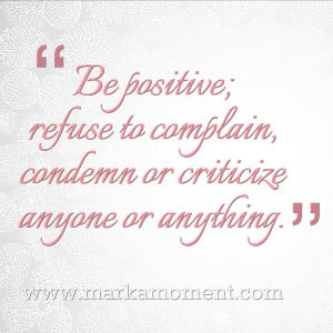 Positive Quotes, Be Positive, Be Positive Tips, Be positive thoughts ...