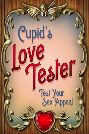 Cupid Love Tester-app