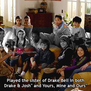 Drake And Josh Quotes...