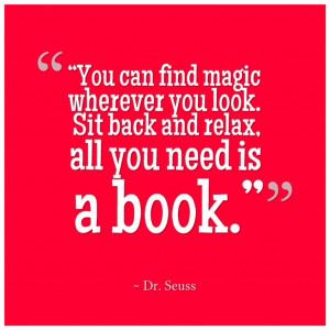Happy Read a Book Day-Yay