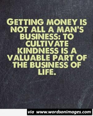 Inspiring money q...