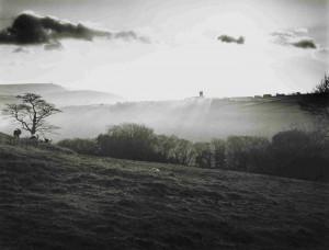 Landscape Photography Black
