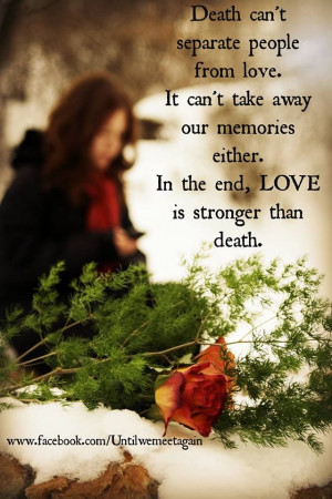 Encouraging #Quotes, #Grief, Bereavement Walker Funeral Home www ...
