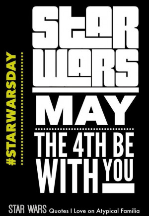May the 4th Be With You {My Favorite Star Wars Quotes}