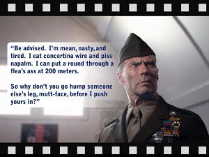 Gunny Highway: Military Awesome, Gunni Highway, Military Leadership