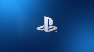 Playstation 4 Logo Blue Playstation 4 two tone
