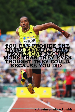Track and field quotes for jumpers