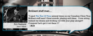 cool drummer quotes