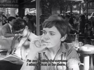 Nadja à Paris (Éric Rohmer, 1964)