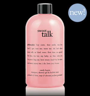 sweet talk re a1 e1328996949821 138x300 [Review] Philosophys Sweet ...