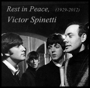 Paying Tribute to Victor Spinetti