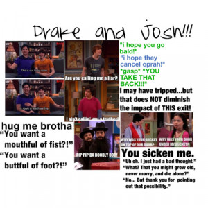 Related Pictures drake and josh quotes funny 4563987947915564 jpg