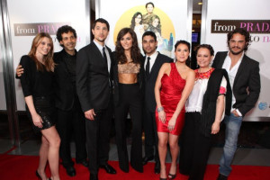 April Bowlby, Angel Gracia, Nick D'Agosto, Camilla Belle, Wilmer ...