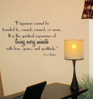 Denis Waitley Quote Wall Decal