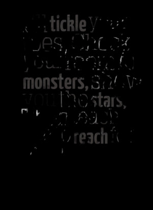 Quotes Picture: i'll tickle your toes, check your room for monsters ...