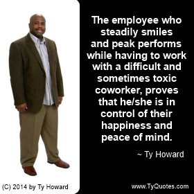 Ty Howard's Quote on Teamwork, Quotes on Employee Morale, Quotes on ...