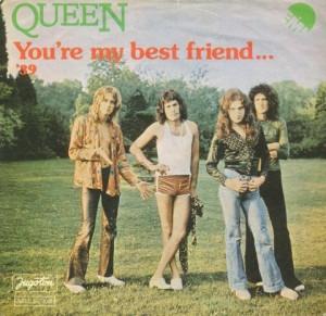 legendás együttes 1976-os száma.