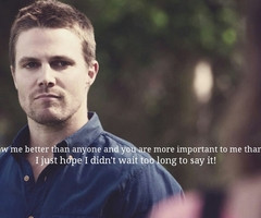 Oliver Queen Quotes