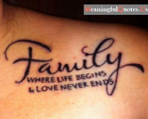 Sister tattoo quotes meaningful quotesgram for Sister in law tattoos