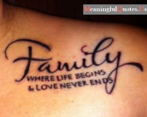 meaningful tattoo quotes tumblr