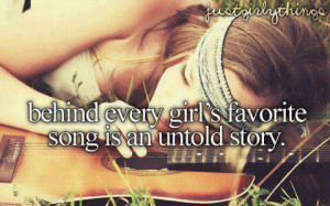 girl, girly, guitare, just girly things, love, music, passion, pretty ...