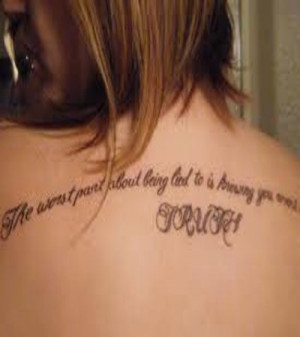 ... tattoo quotes quote tattoos for girls quotes for girls tattoo sprüche