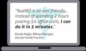 Medical Billing Software Testimonial