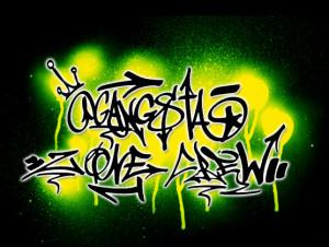 Hiphop gangsta rap'çilerin bulundugu adresler.